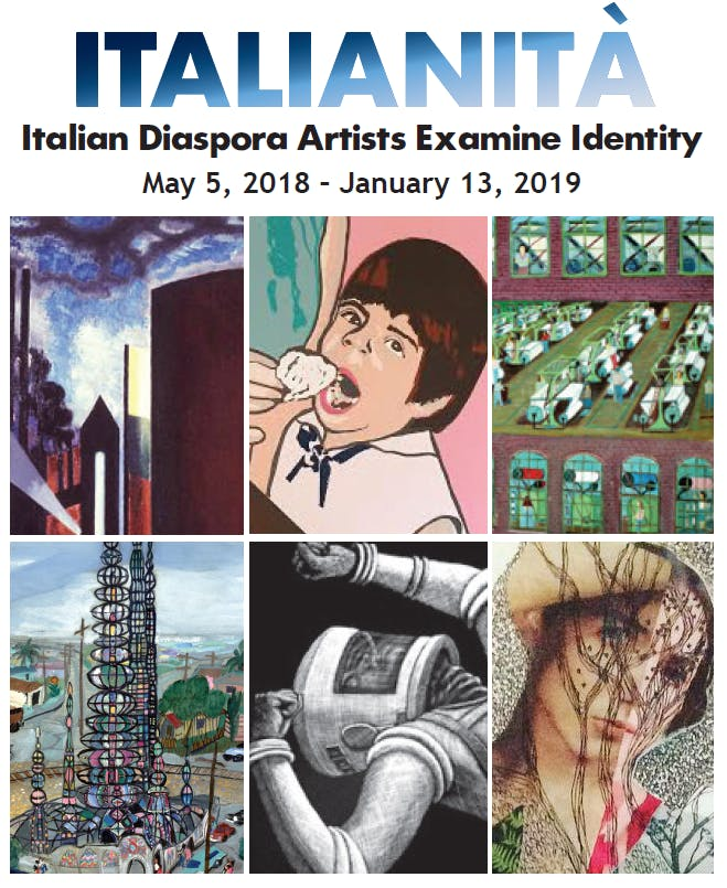 ITALIANITÀ Italian Diaspora Artists Examine Ideantity