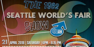 event in Seattle: The 1962 Seattle World's Fair Event | The Cedar Room