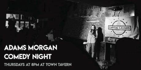 Adams Morgan Comedy Night (Stand-Up Comedy) tickets