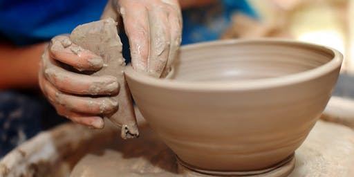 Ceramics 101: Throwing on the Wheel