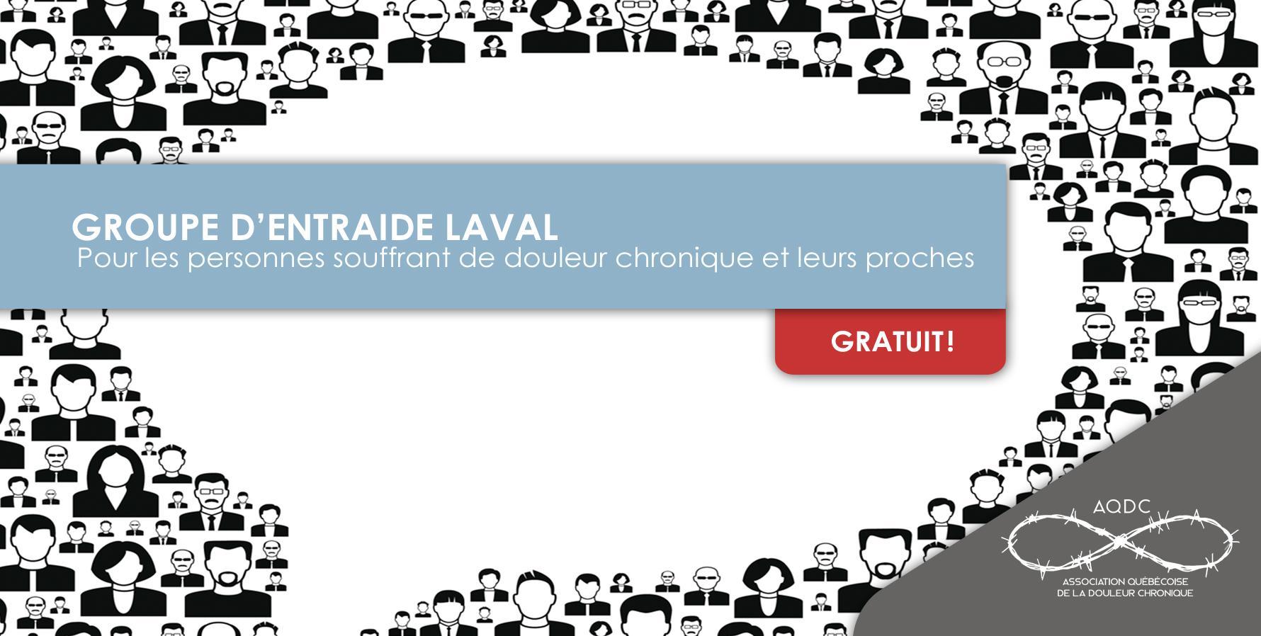 AQDC - Groupe d'entraide Laval - 24 avril 201
