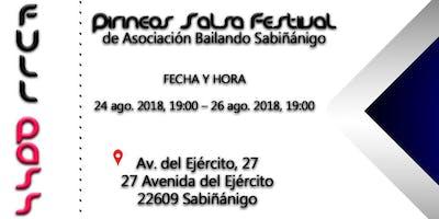 Pirineos Salsa Festival