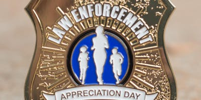 event in Tulsa: 2018 Law Enforcement Appreciation 5K - Tulsa