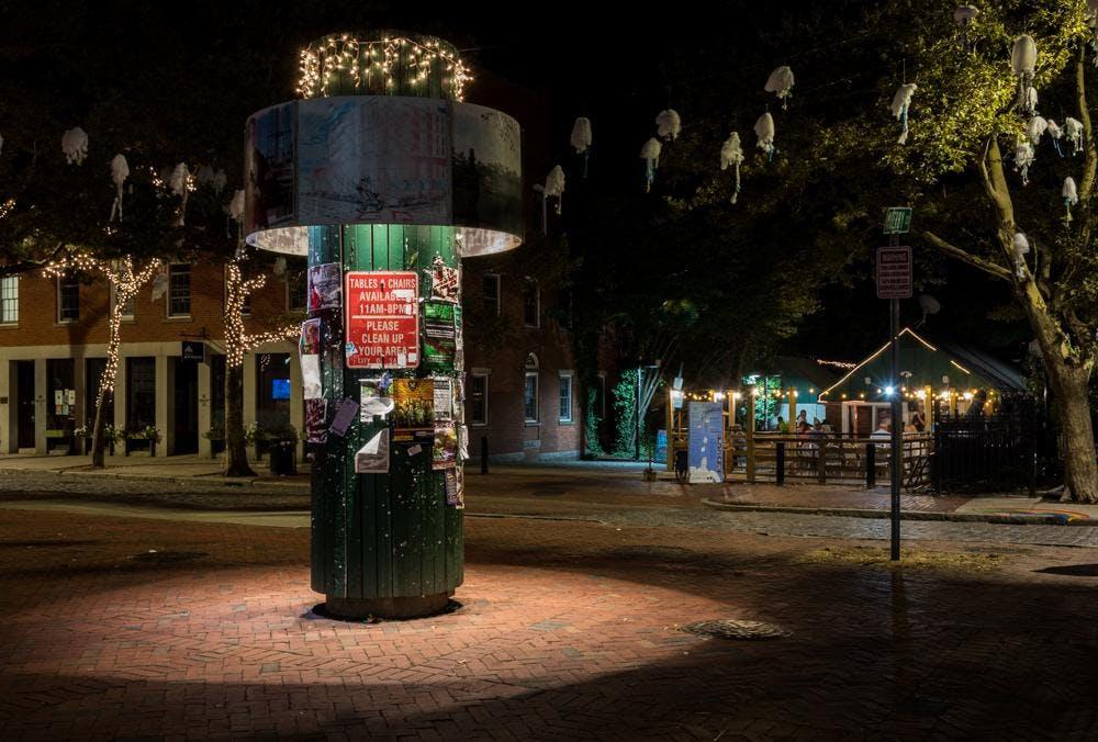Hunt's Photo Walk: Salem after Dark