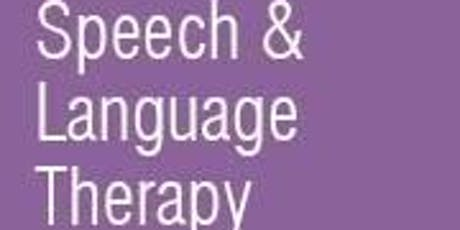 Introduction to Speech Sounds: Development and Strategies tickets