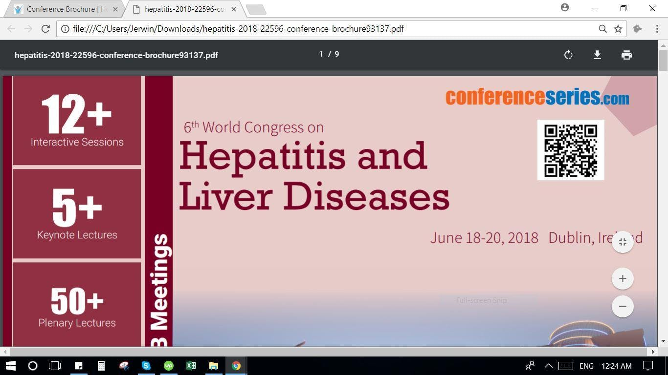 6th World Congress on  Hepatitis & Liver Diseases (CSE)
