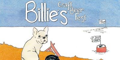 Billie's Craft Beer Fest 2018