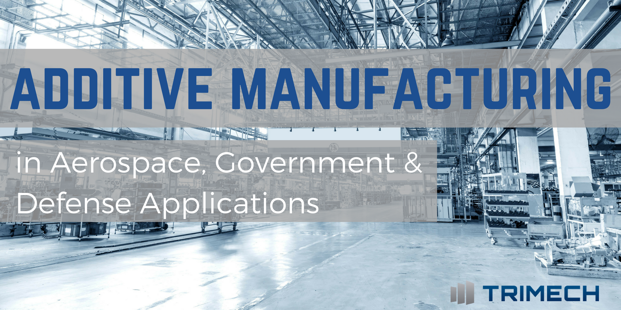 Additive Manufacturing in Aerospace, Governme