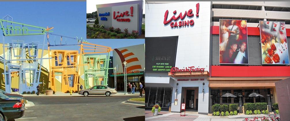 Girls Trip Maryland Live Casino Arundel Mills Mall 12 May