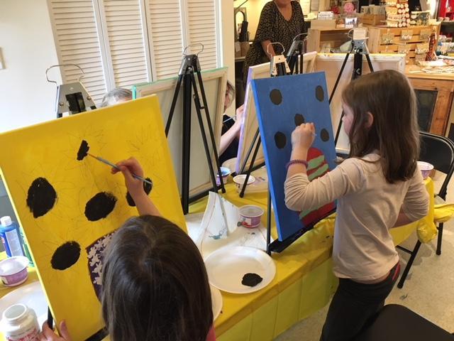 Artisans Summer Camp for Ages 5-12