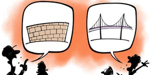 Walls and Bridges: Zipcode and Health