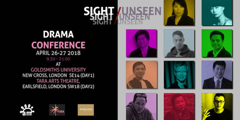 Sight Unseen Drama Conference - Bound Feet Blues - Yang-May Ooi