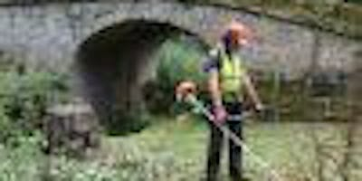 IWA Uttoxeter Canal Cleanup