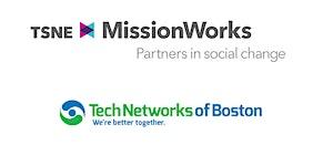 TSNE MissionWorks & TNB Super Roundtable: Nonprofit...