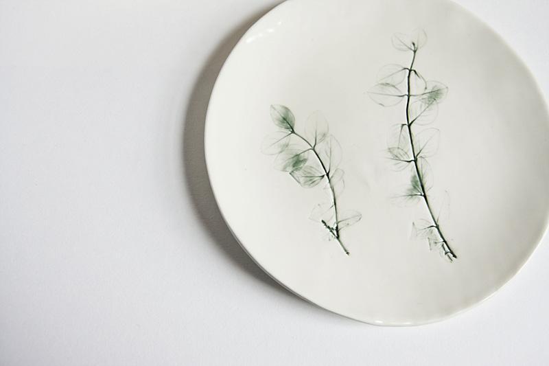 Ceramic Plate Set Making Workshop