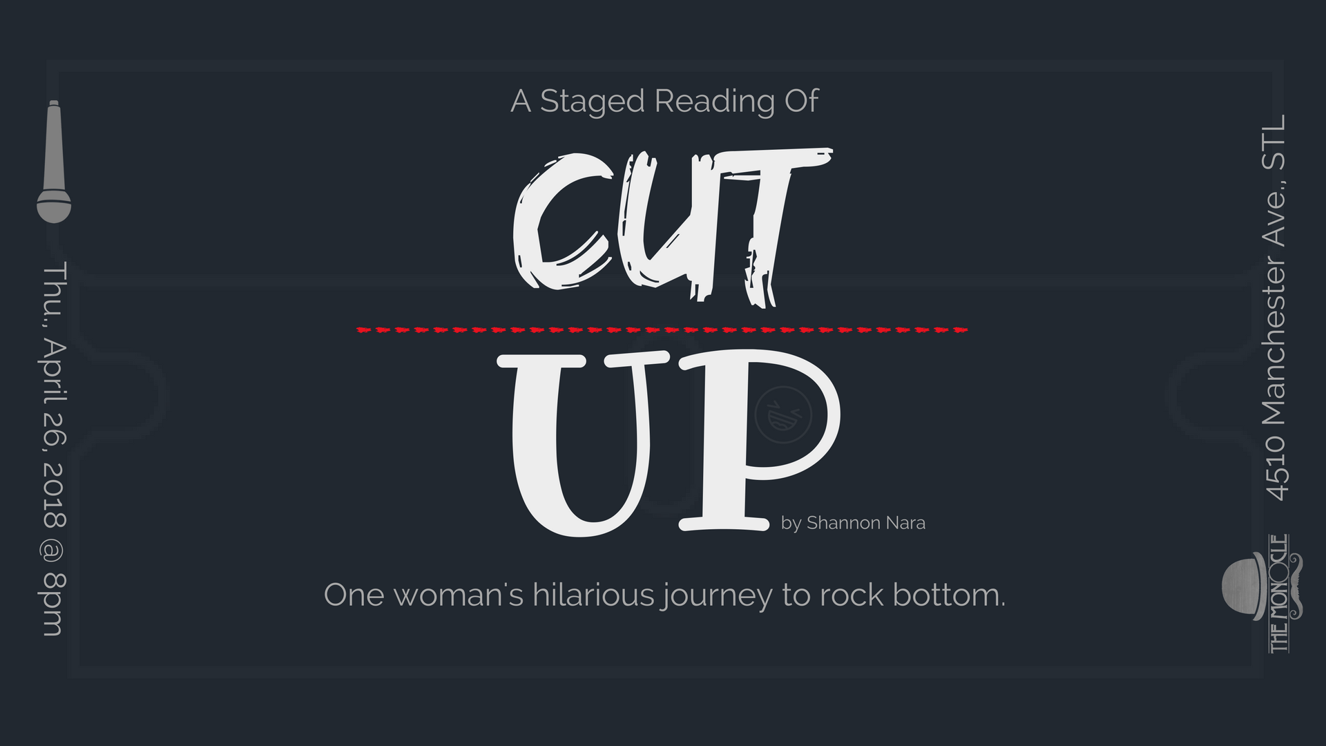 Cut Up (Staged Reading)