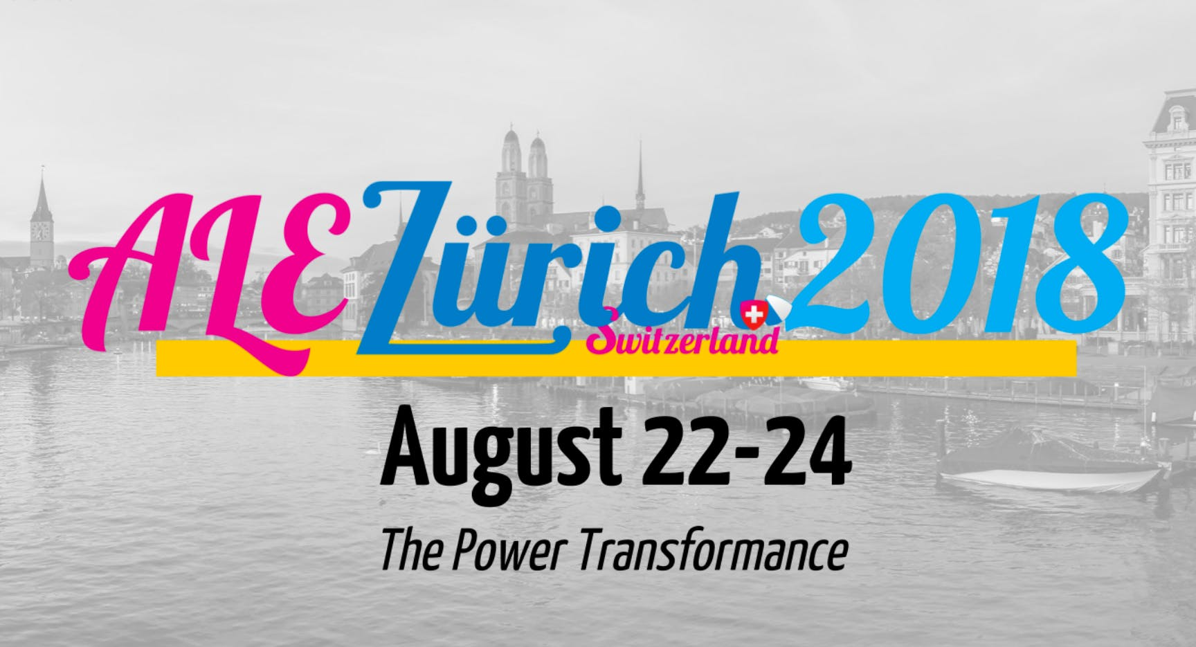 Agile Lean Europe 2018 Unconference Zürich