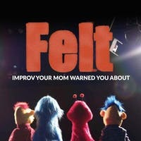 Felt: An Improvised Puppet Show
