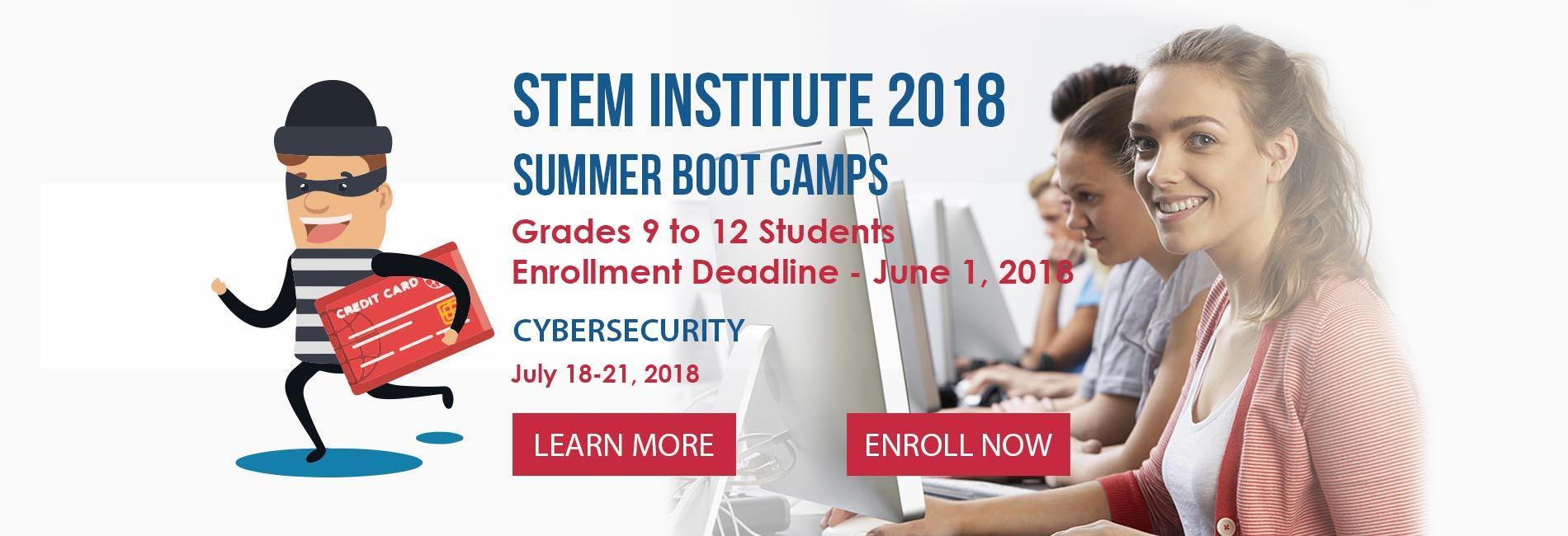 VIU STEM Institute- Cyber Security