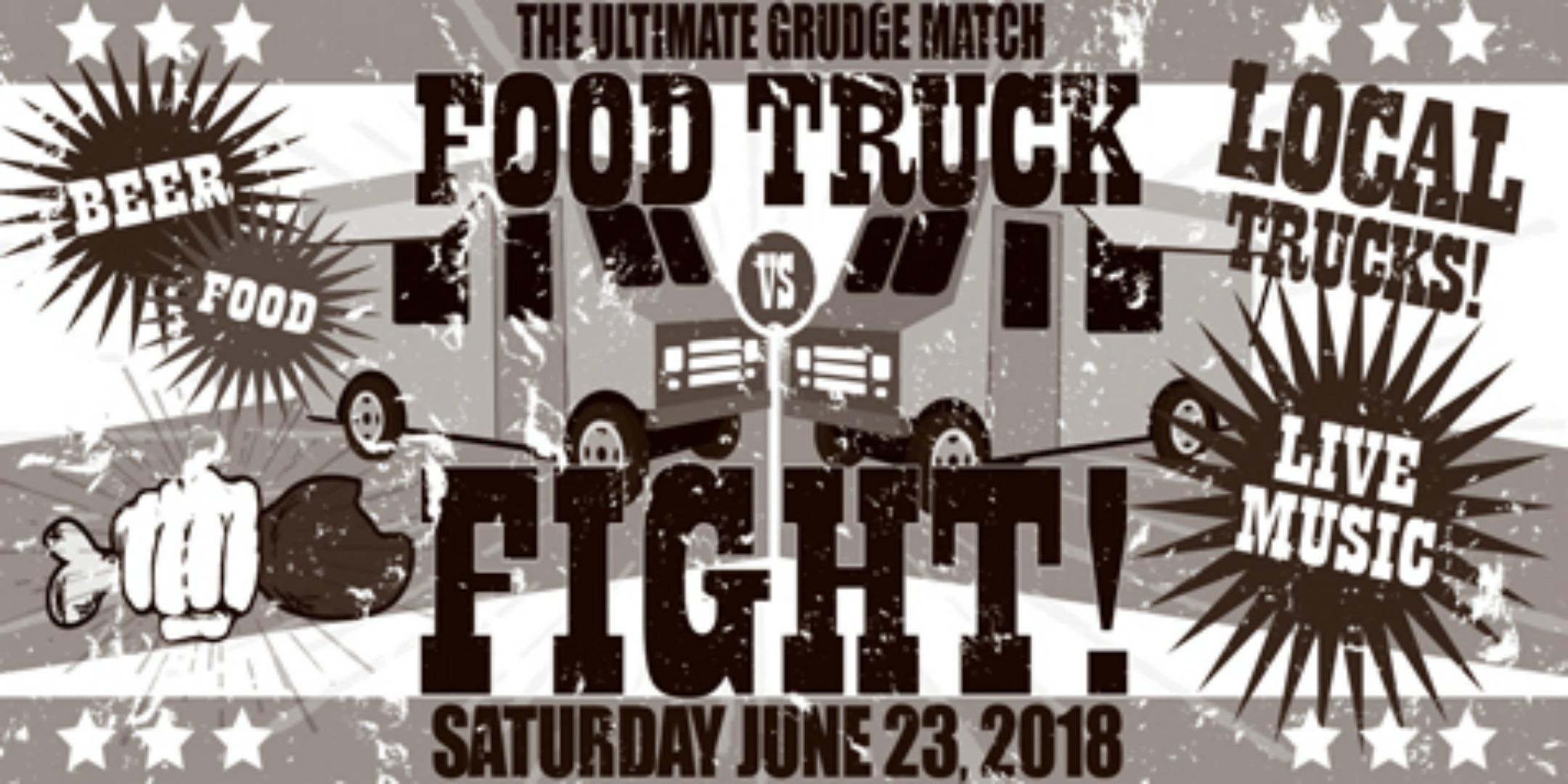 Food Truck Fight VIP TICKET