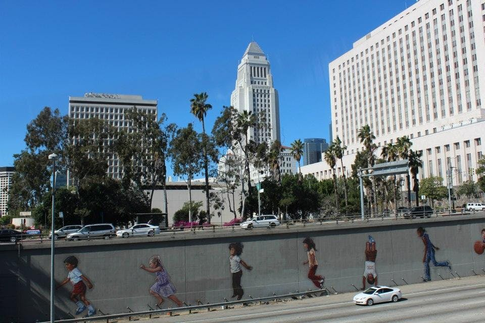 Lost Angeles Tour