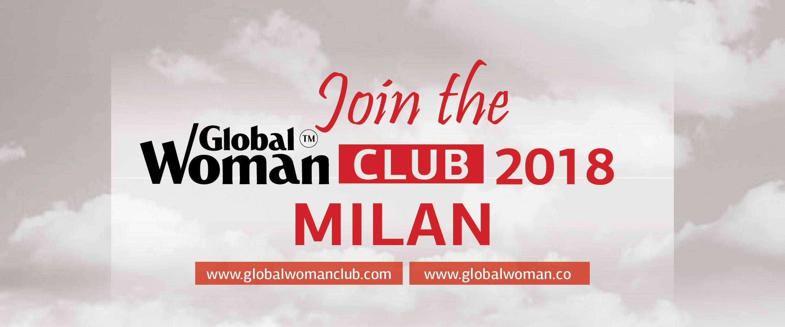 GLOBAL WOMAN CLUB MILAN - BUSINESS BREAKFAST