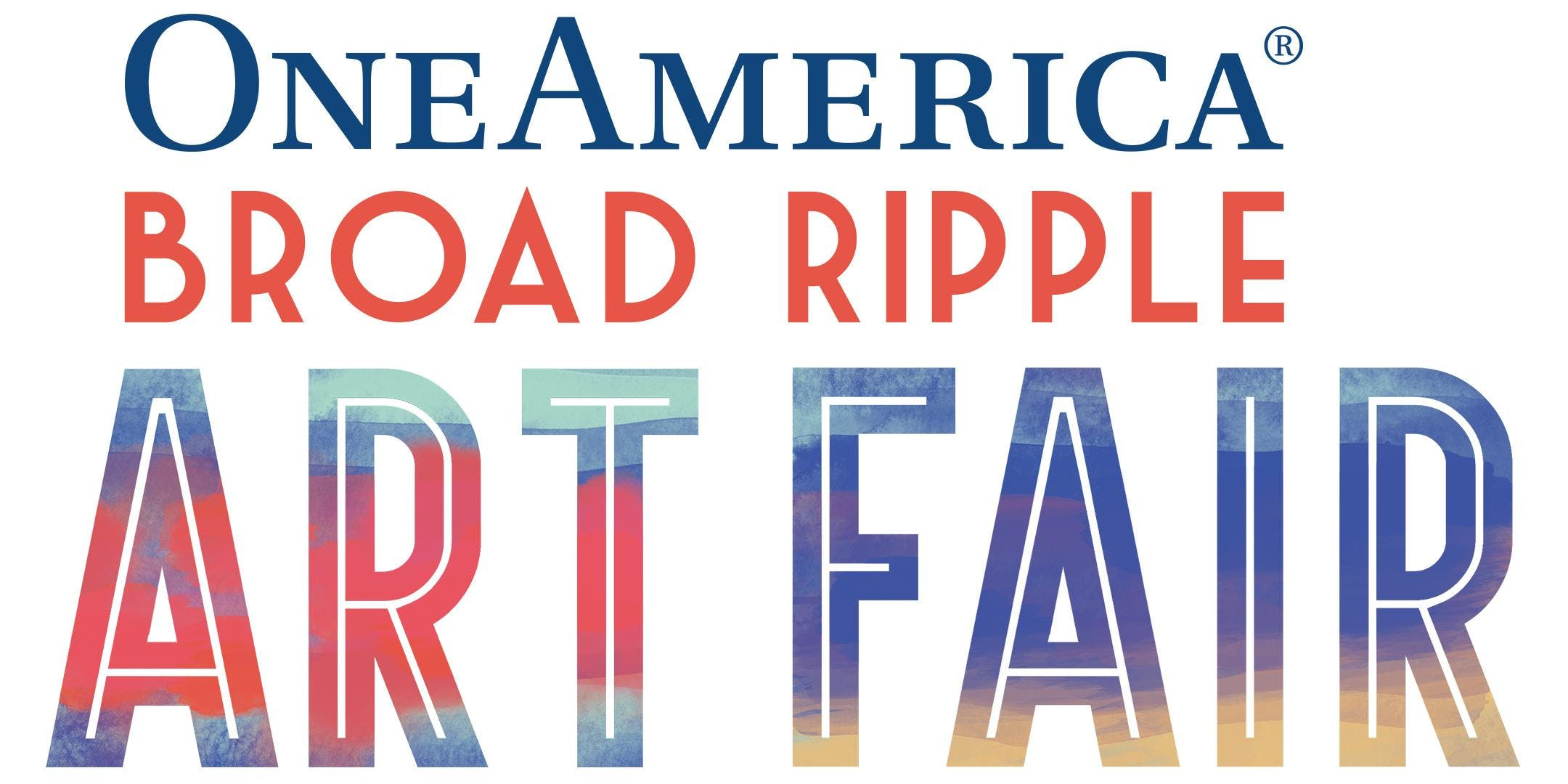 OneAmerica Broad Ripple Art Fair @ the Indianapolis Art Center May ...