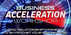 Business Acceleration Workshop - April 2018
