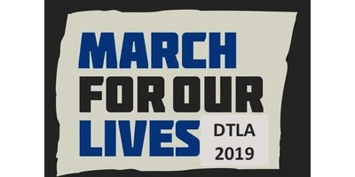 March for Our Lives Los Angeles 2019