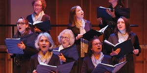 SoHarmoniums Women's Choir: In Between Sounds and...