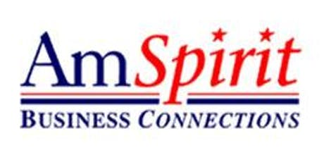 AmSpirit Weekly Networking Meeting tickets