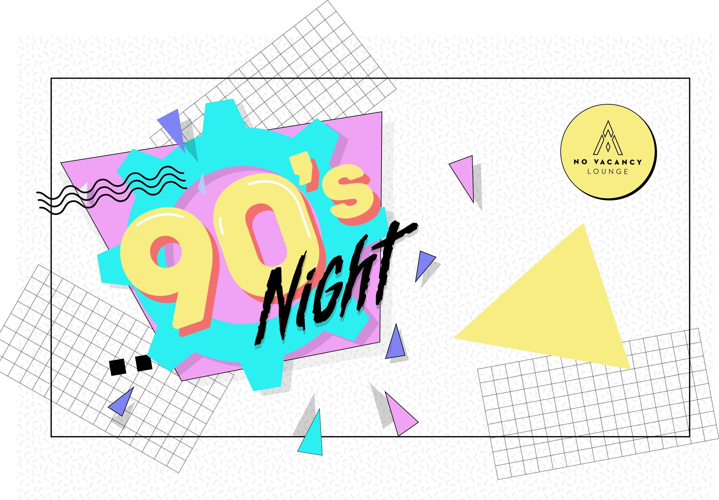 90's Night Dance Party