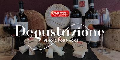Degustazione Vino & Formaggi