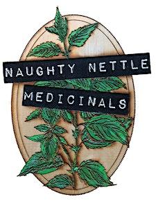 Naughty Nettle Medicinals logo