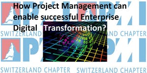 How Project Management can enable successful...