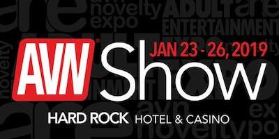 AVN ***** Entertainment Expo January 23 - 26, 2019