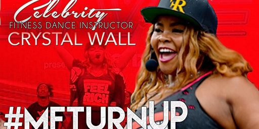 MONDAY MFTURNUP HOUSTON WITH CRYSTAL WALL