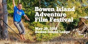 2018 Bowen Island Adventure Film Festival