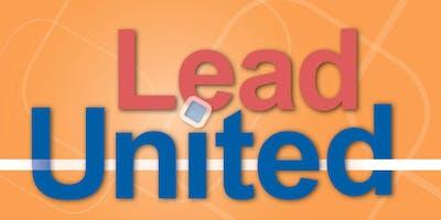 Emerging Leaders: Lead United: Wendy Pestrue and Sam Melden