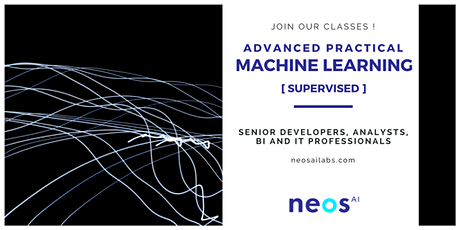 Advanced Machine Learning Practices (Supervised) tickets