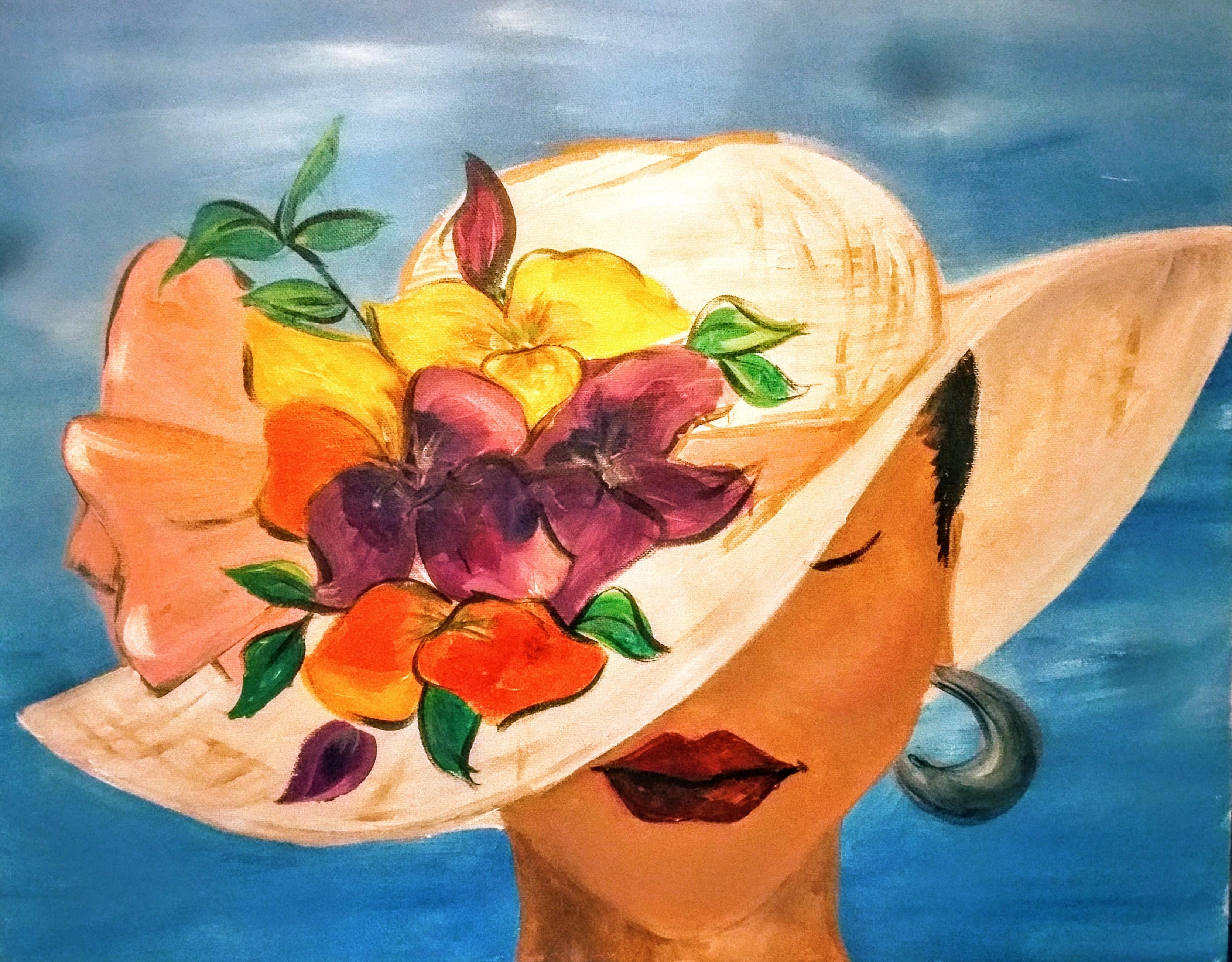Artistik Flows Spring Fling Paint & Sip Fundr