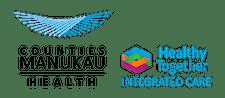 Counties Manukau Health  logo