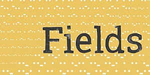 Crossing Fields - MA Art and Science Symposium