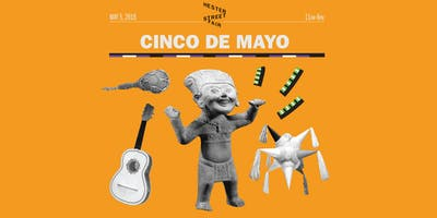 event in New York City: Hester Street Fair's Cinco De Mayo
