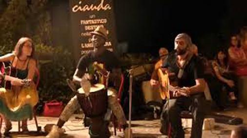 Emanuele Di Giorgio mit Band - Latin Reggae,