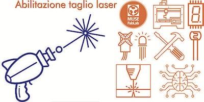 Corso abilitazione taglio laser
