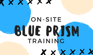 Blue Prism Foundation Training - On-Site/Classroom (First Series in Switzerland)
