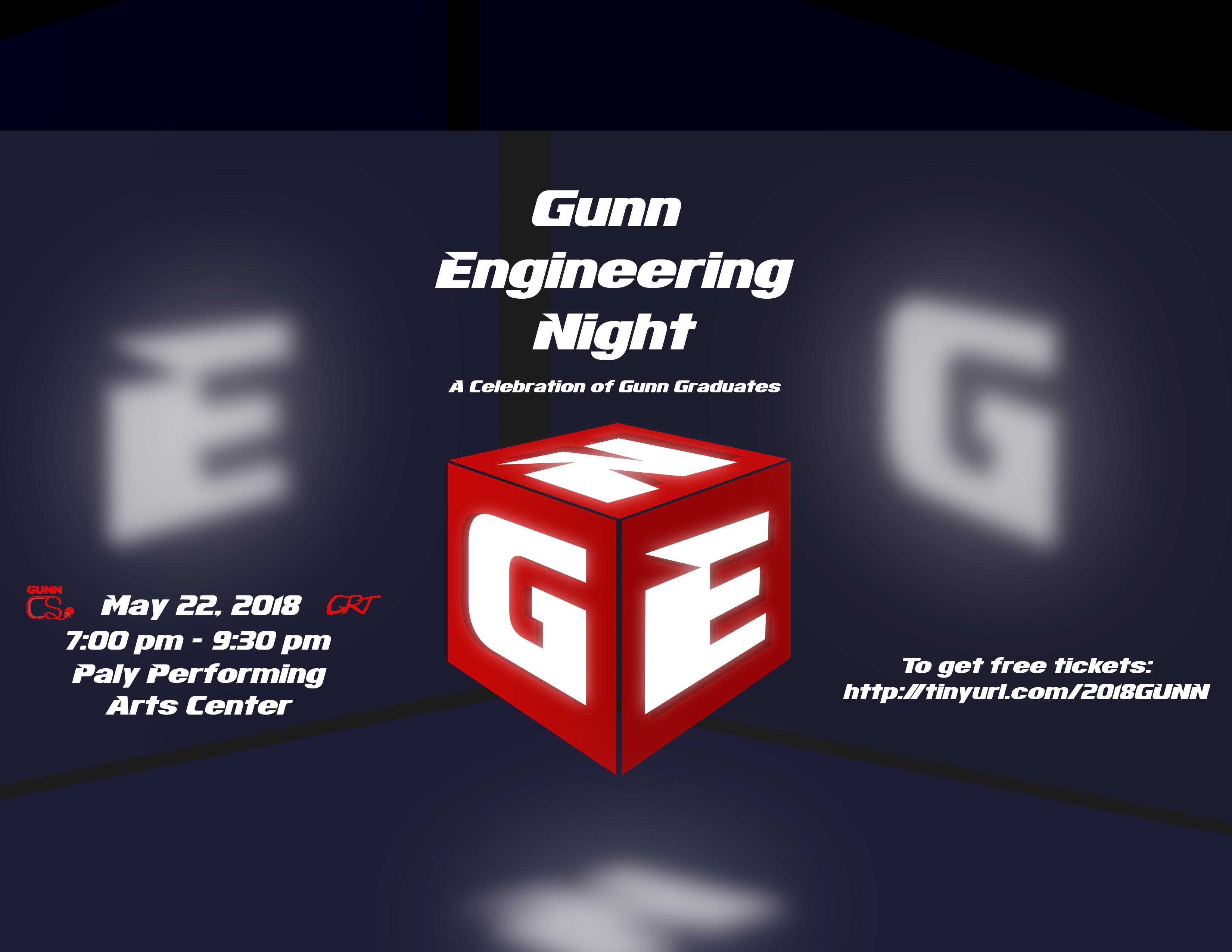 Gunn Engineering Night 2018