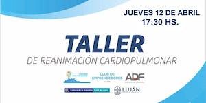 Nuevo Taller de Reanimación cardiopulmonar (RCP) en el...
