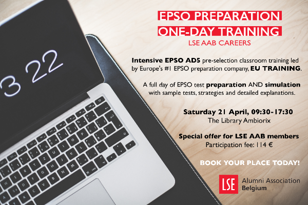 Intensive EPSO Preparation Training